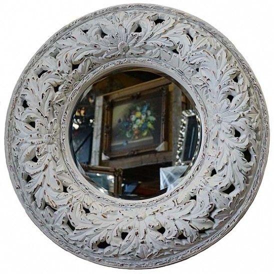 Ronde Spiegels en Ovale Spiegels - Usimaison.com