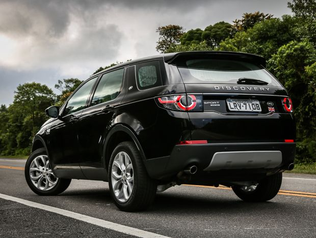 Land Rover Discovery Sport just not the same.  TA TA got it wrong I am afraid.  Bring back the real V8 Discovery not this imposter.