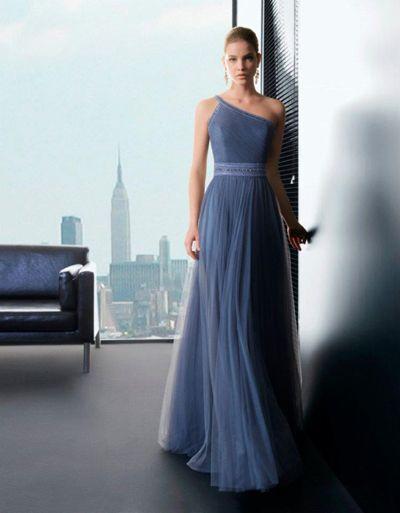 Tendencias en vestidos de fiesta 2013: Espectaculares vestidos para invitadas