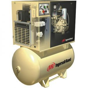 "5-15 HP UP-Series ""Total Air System"" Rotary Screw 