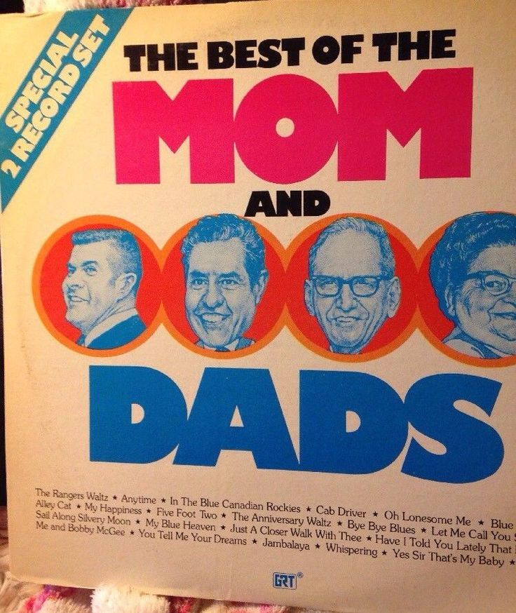The Moms and Dads - 2 records LP set Old Country LP Album  #EarlyCountry