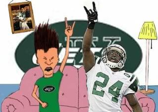 """""""Revis and Butthead"""" http://www.fantasyhelp.com/football/fantasy-football-2014-best-fantasy-football-team-names/"""