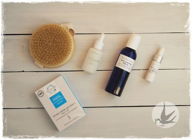 New things in my beauty care during Autumn.