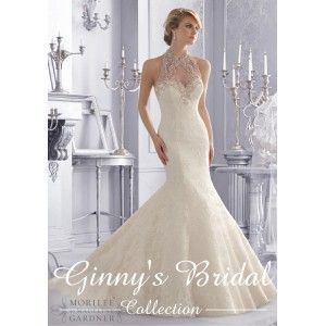 Mori Lee Bridal 2675