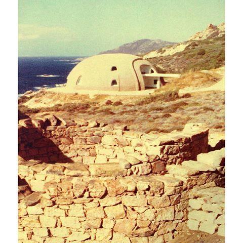 La Cupola 〰 Sardegna Architetto Dante Bini