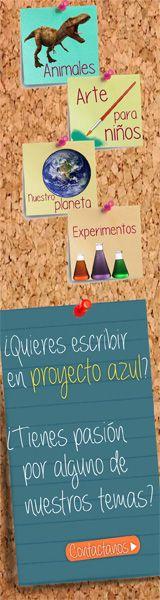 Experimentos para niños   PROYECTOAZUL.COM experimentos para niños, proyectos de ciencias, proyectos escolares