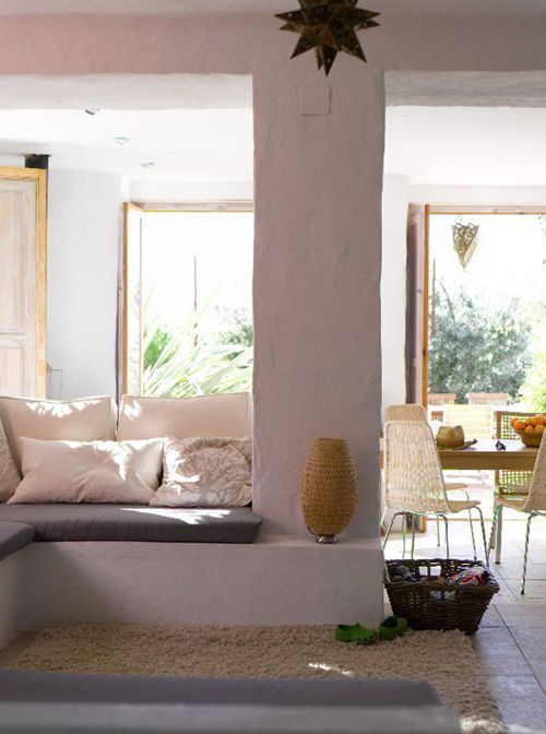 a converted farmhouse in granada, spain | the style files
