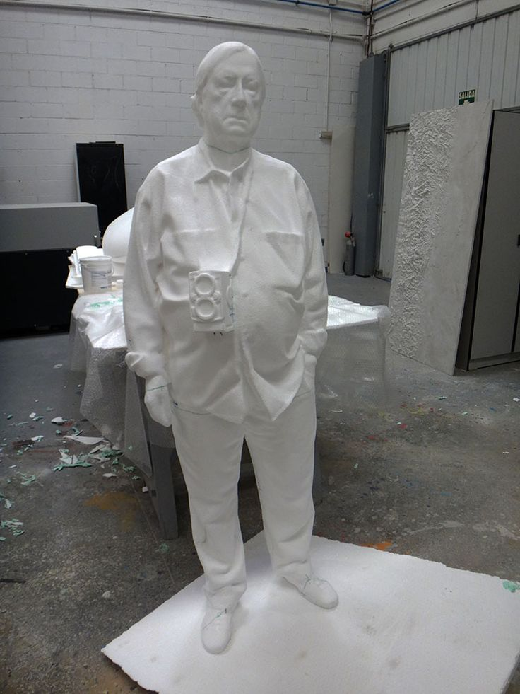 Mecanizado de Escultura. www.poliespan.com