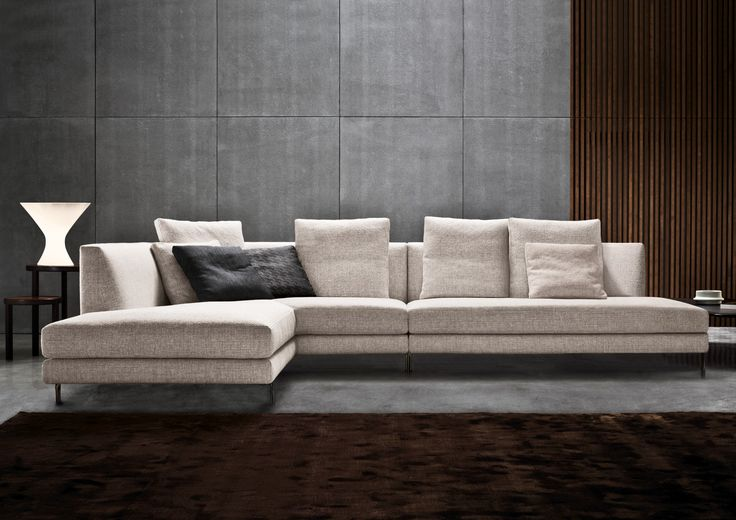 44 best images about seccional on pinterest design for Minotti divani
