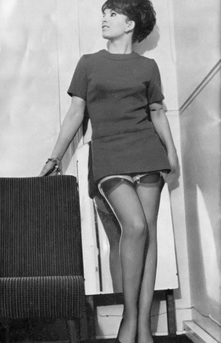 Les 253 Meilleures Images Du Tableau Vintage Stockings -2777