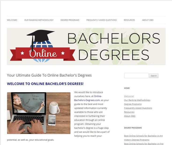 know now the 10 most-requested online bachelor's degrees ...