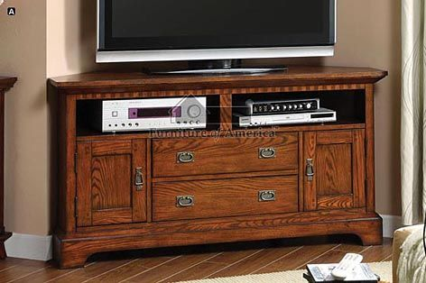 17 Best Images About Oak Corner Tv Stand On Pinterest
