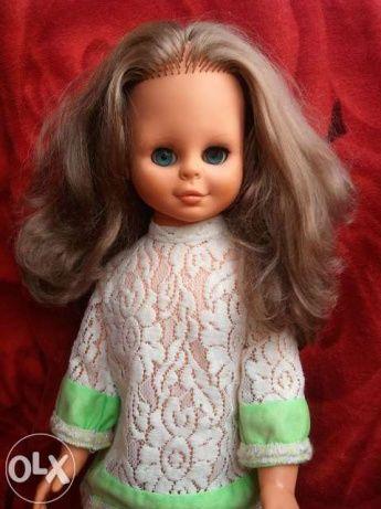 Кукла ГДР 60 см. Харьков - изображение 1