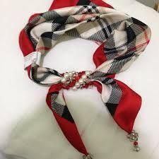 Αποτέλεσμα εικόνας για foulard gioiello