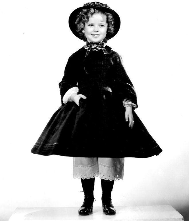 Ширли Темпл. Девочка-кукла
