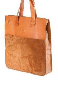 Bruine tas van Kop en Staart