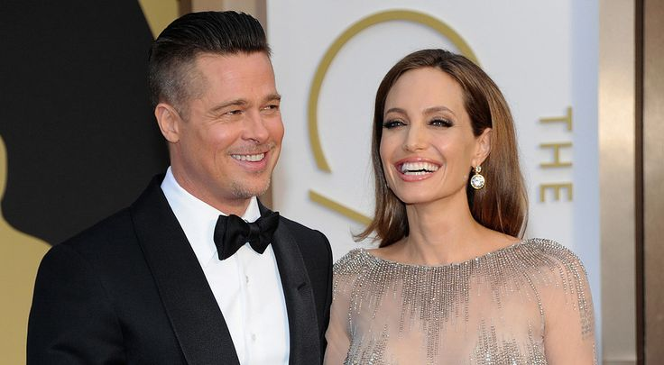 Angelina Jolie and Brad Pitt Are Married!