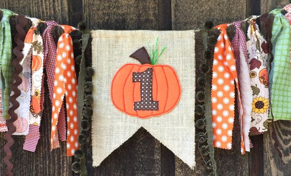 Pumpkin invitation, Halloween birthday, Pumpkin theme, Fall themed birthdays, Pumpkin highchair banner, Little pumpkin theme, fall theme