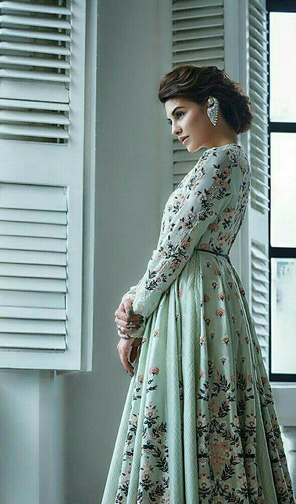 1f1353ac971f9d Pin by Zoya Rahman on Indian (women's fashion ) | Fashion dresses, Indian  designer wear, Jacqueline fernandez