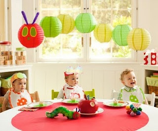 The Hungry Caterpillar was my favorite book as a kid. This idea is golden!