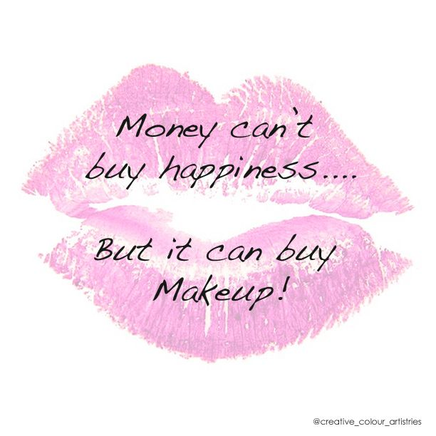 These words speak the #truth #crcmakeup