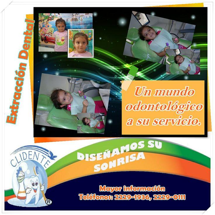 Extracción Dental Niño