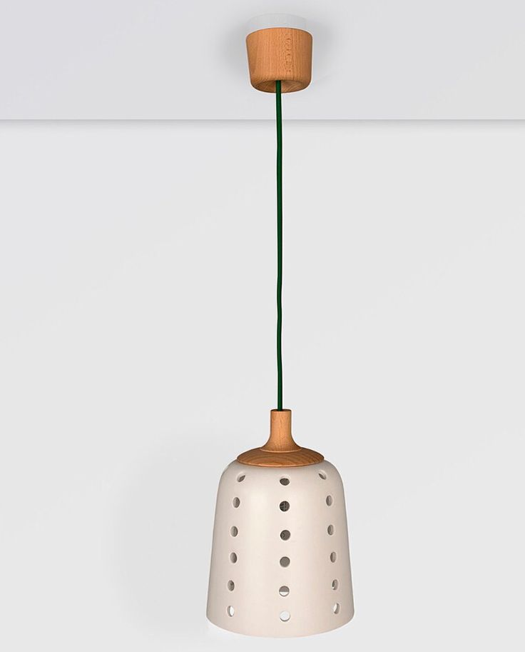 Faience ceiling #lamp with small holes which allow light to pass through, projecting an interesting #effect on the surrounding walls by @sateensydney  #lights  #portugal #homeware #decoration #inteiriordesign