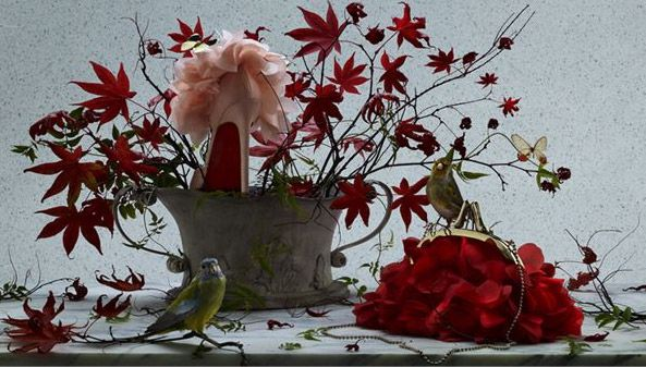 Christian Louboutin Fall-Winter 09/10 Ad Campaign