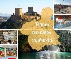 En la región de Murcia podemos encontrar un montón de planes de ocio para hacer con niños y en familia. Qué hacer y dónde ir con niños. Vacaciones con niños y turismo familiar.