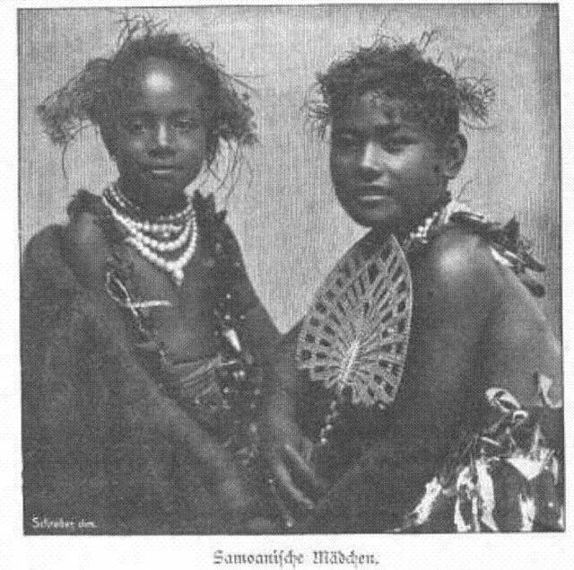 Autochthon Samoan girls #Indigenous #Black (Follow Pinterest: sweetness)