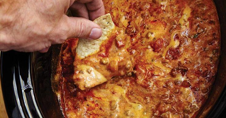 Sauce au fromage et à la viande  pour nachos