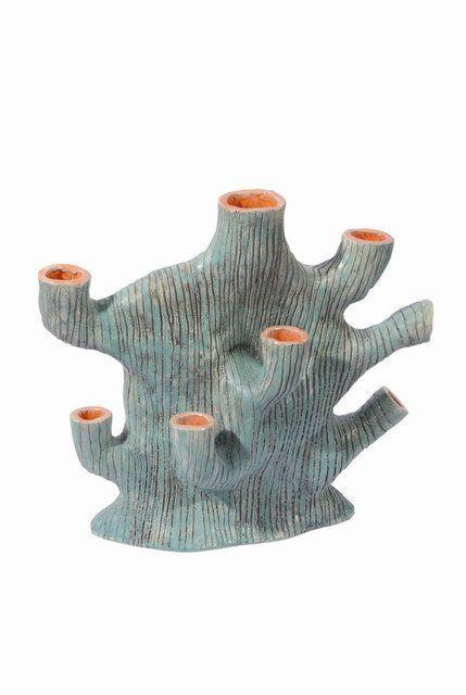 """Elizabeth Garouste """"Corail"""" vase, 2006. Ceramic"""