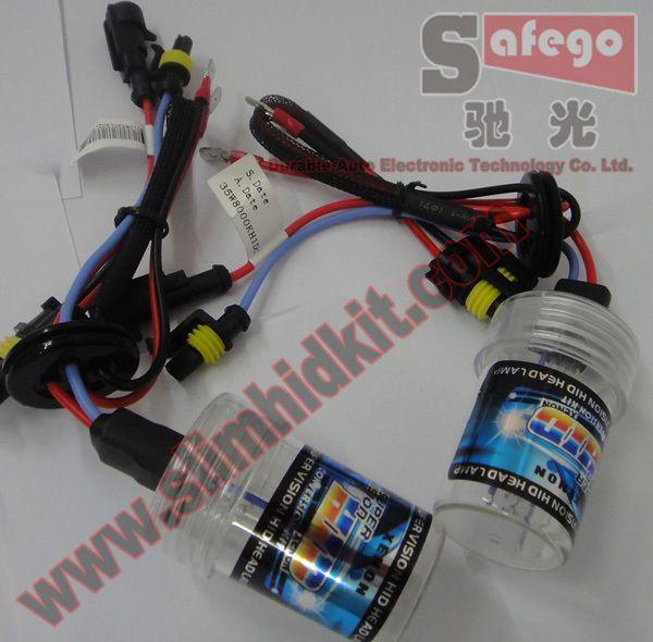 5pairs 12V 35W HID Xenon BULBs Replacement headlight Bulb Lamp H1 H3 H7 H8 H9 H10 H11