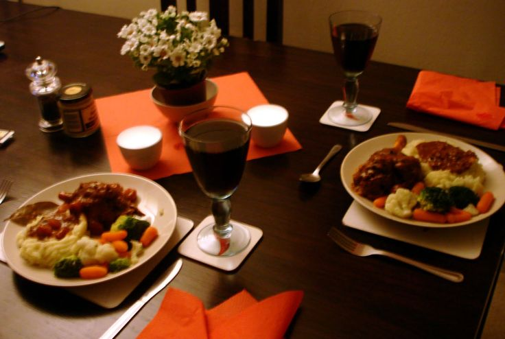 Romantic meals for two at home. Date night at home? Make these easy dinners for two at home and skip the restaurant! Cooking for two at home is such a sweet way to show your love. These romantic meals for dates are sure to please! Cooking for couples at home has .