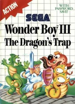 The box might make it look lame but I swear, while the rest of the world was wallowing in repetitive Super Mario Mediocrity, I was playing this - and it's about 90x more interesting and entertaining (and has a goddamn save feature too)