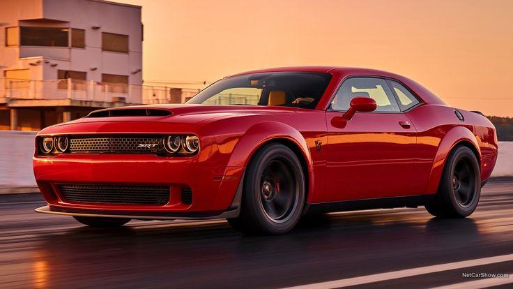 Dodge 2018 Challenger SRT Demon
