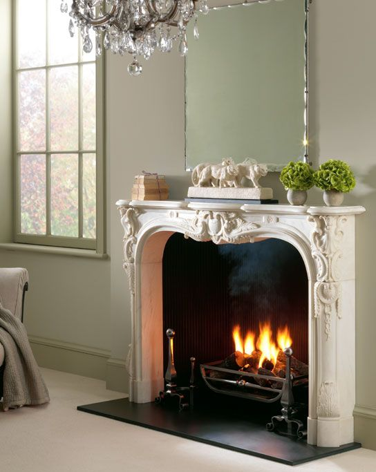 Fireplace design and Stoves