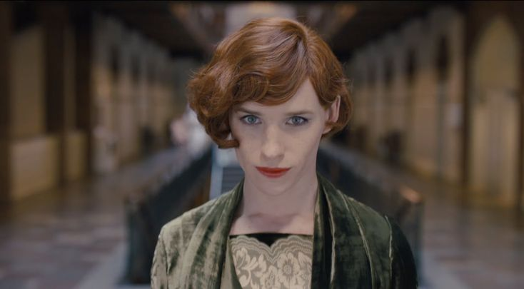 """The Danish Girl // The remarkable love story inspired by the lives of artists Lili Elbe and Gerda Wegener (portrayed by Academy Award winner Eddie Redmayne [""""The Theory of Everything""""] and Alicia Vikander [""""Ex Machina""""]), directed by Academy Award winner Tom Hooper (""""The King's Speech,"""" """"Les Misérables""""). Lili and Gerda's marriage and work evolve as they navigate Lili's groundbreaking journey as a transgender pioneer."""