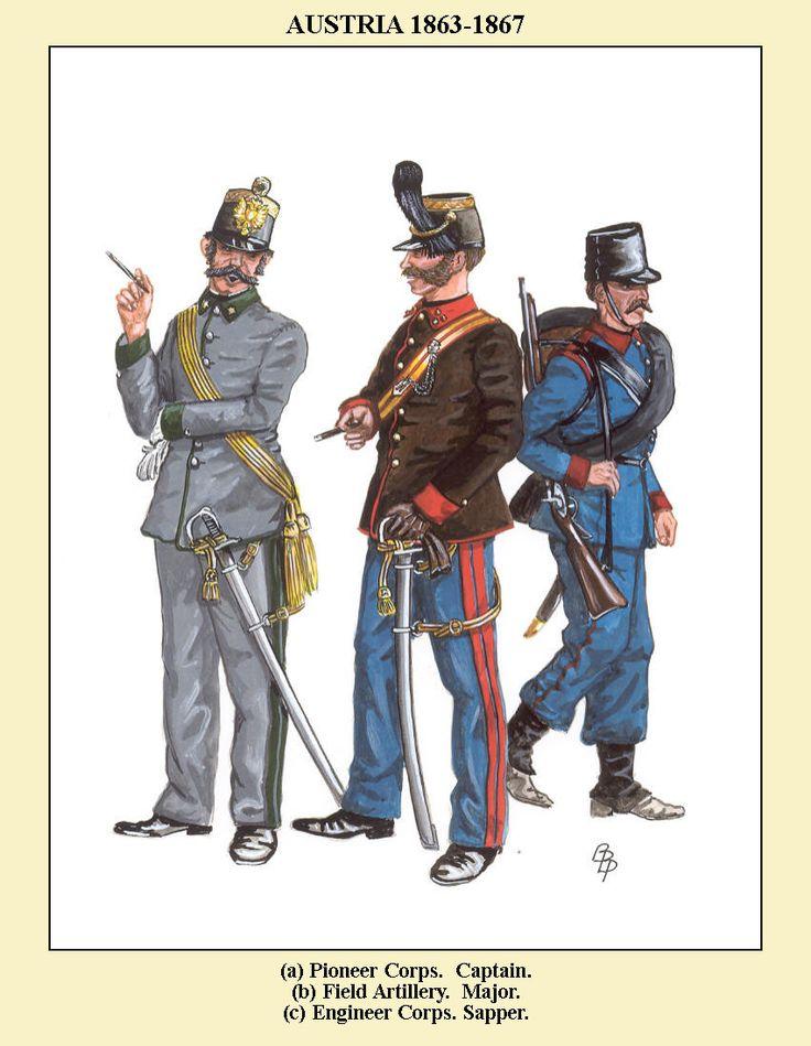 World 31 Army 1866 Military History Italian