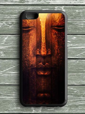 Budha Face Art iPhone 6 Plus Case