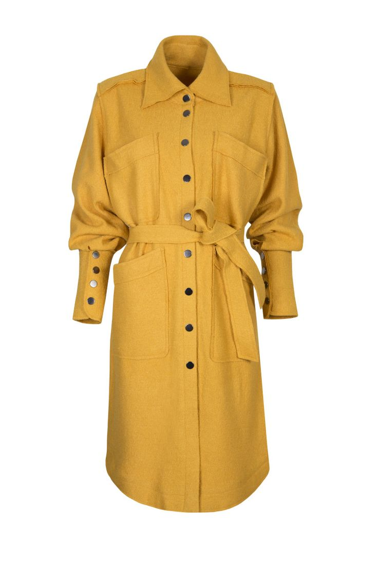 Moxos, For three of us, yellow coat. To download high or low resolution product images view Mondrianista.com (editorial use only).