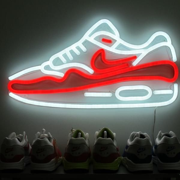 Air Max 1 LED Neon Sign [Maxi Size]  LED Neon Sign [Maxi Size]