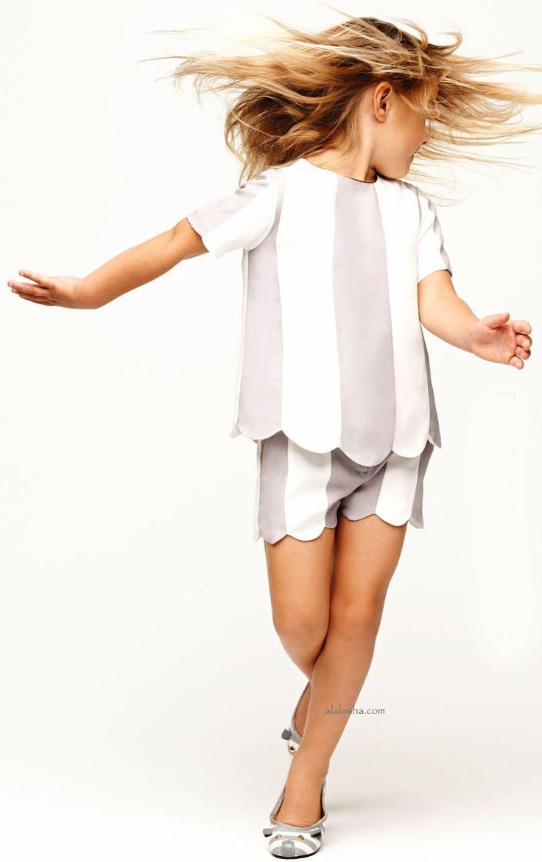 ALALOSHA: VOGUE ENFANTS: Little Girl Marc Jacobs lookbook SS2014