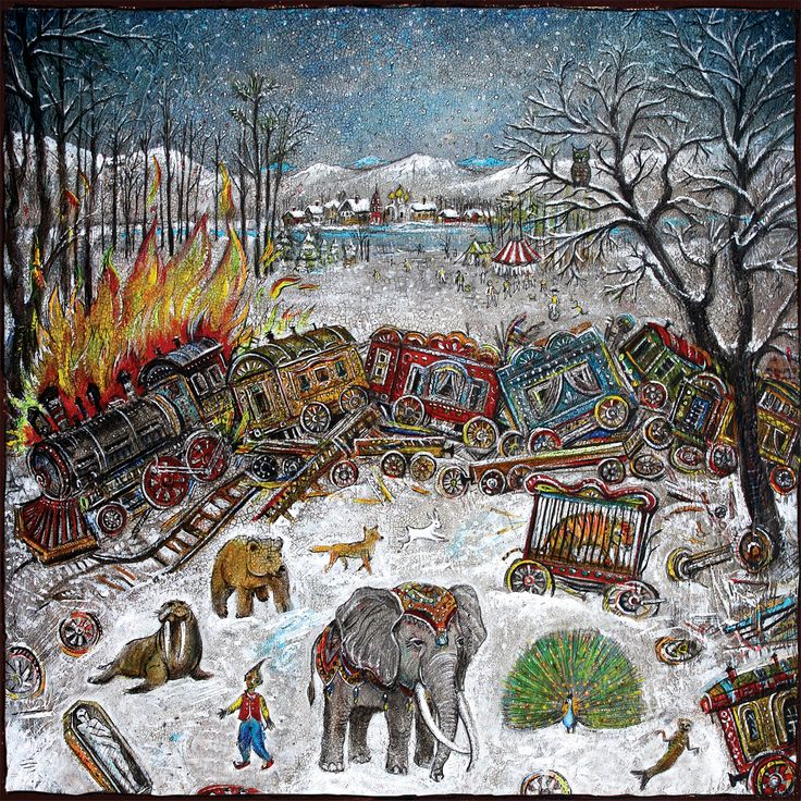 mewithoutYou - Ten Stories  http://open.spotify.com/album/36ISXFaX1E98V1ARHesB6C (Punk, Indie, Post-Hardcore)