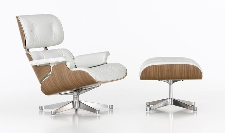 Creation process of the Eames Lounge Chair and Ottoman | Veerle's blog 3.0