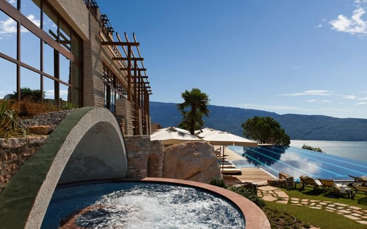 The world's best hotels for spa breaks