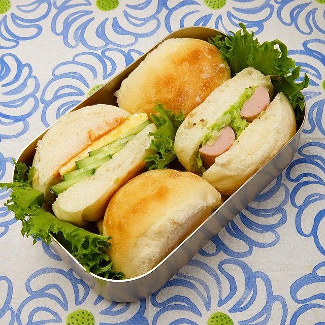 10/27(mon) キャベツと魚肉ソーセージ 卵焼きときゅうり
