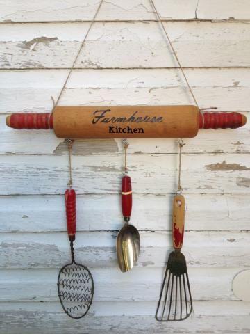 1000 Ideas About Antique Kitchen Decor On Pinterest