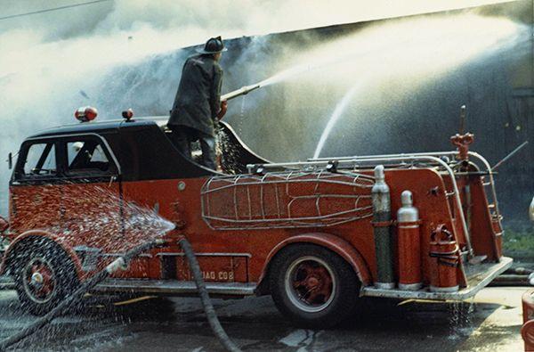 Fire Dept Car Seat
