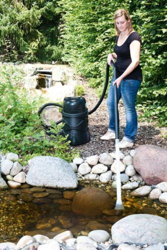 Heissner Garden Fish Pond Vacuum Cleaner Pond 400 x 300